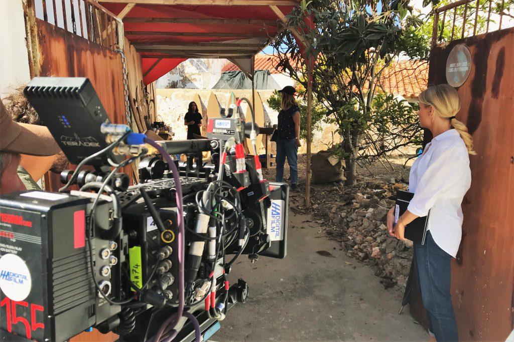 Liebeskomödie im Aussteigermilieu der Algarve fürs ZDF in Ferragudo gedreht