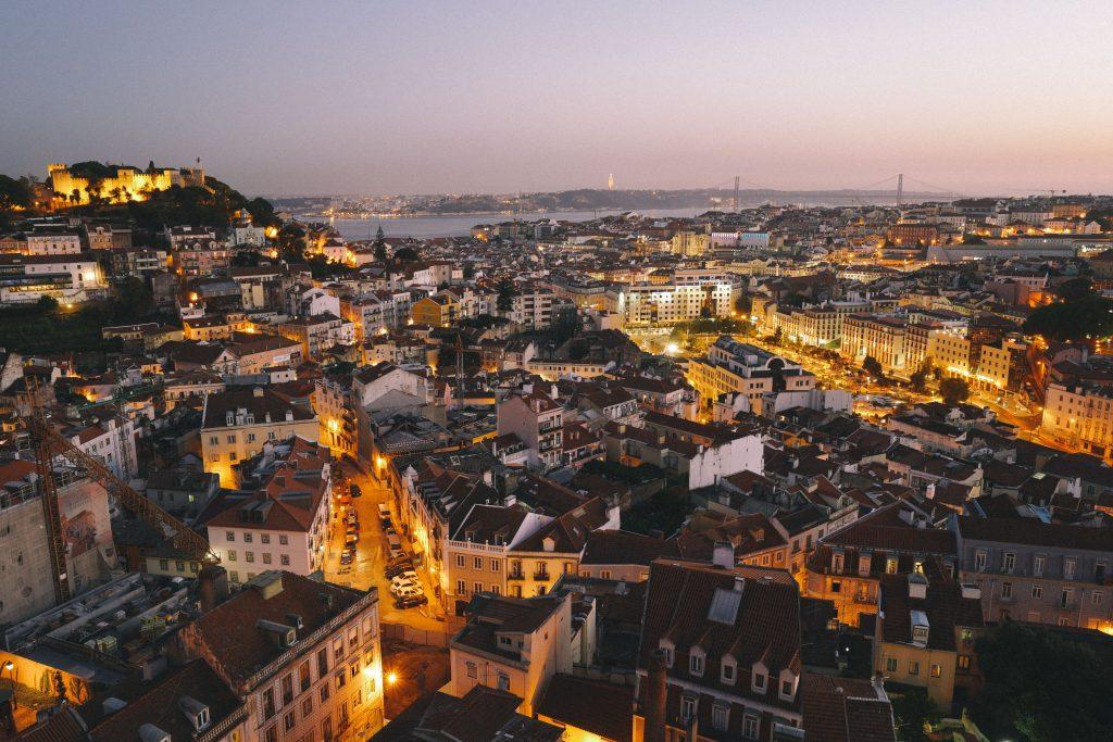 Rekord an Ausländern in Portugal mit seiner Hauptstadt Lissabon