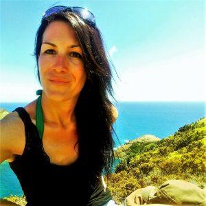 Wanderführer Algarve von Autorin Christine Heitzmann