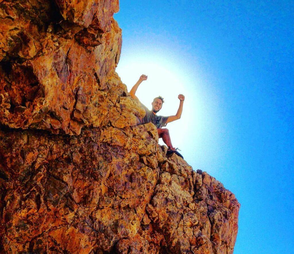 Freund von Österreicherin Julia W. besuchte mit ihr Felsenstrände der West-Algarve