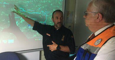 Großbrände können die Lage in Portugal beeinträchtigen