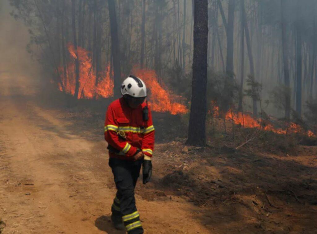Großbrände wie im Bezirk Castelo Branco plagen Portugal