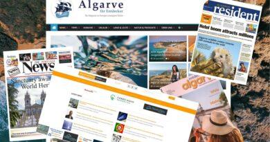 Medienmarkt Algarve durch Algarve für Entdecker in Bewegung