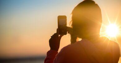 Urlaubsgrüße von der Algarve werden zunehmend digital versandt