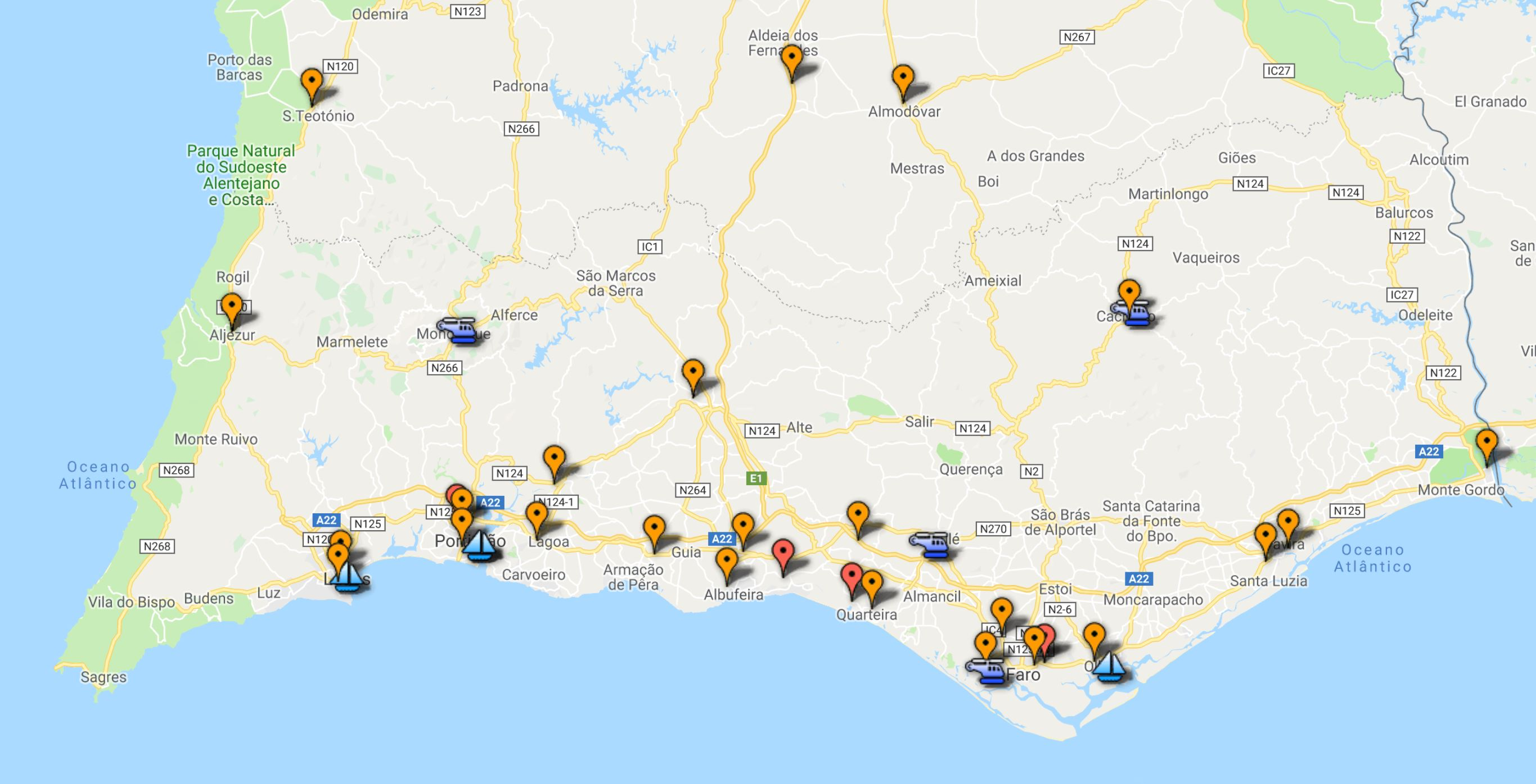 Wegen Streiks Tank Tipps Fur Algarve Fahrer Algarve Fur Entdecker
