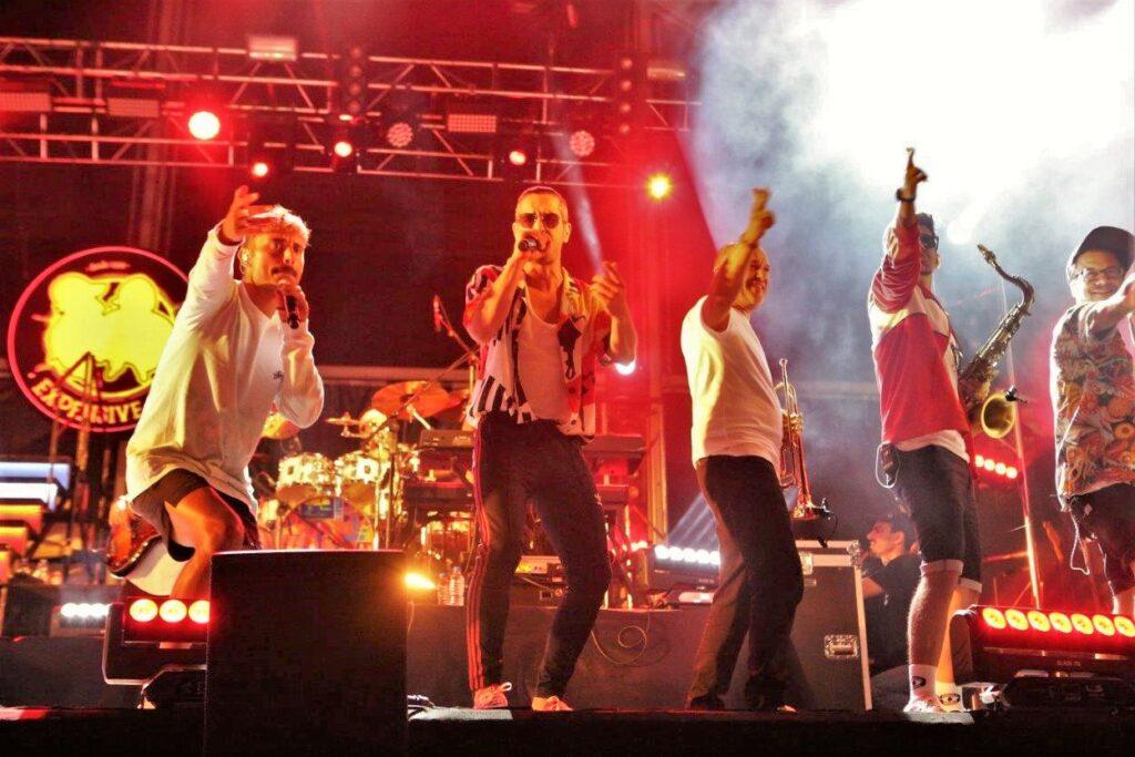 Algarve-Festivals im August mit viel populärer Musik auf den Bühnen