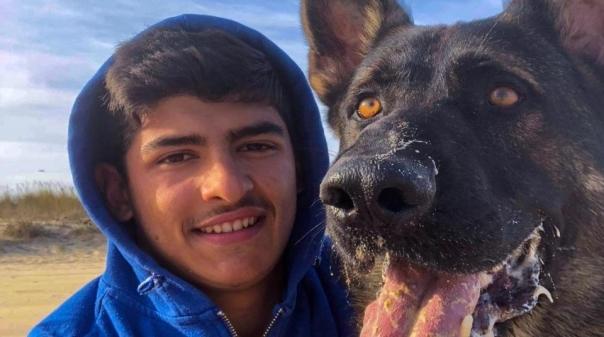 Algarve News zu deutschem Schäferhund als Weltmeisterschafts-Teilnehmer aus Lagos