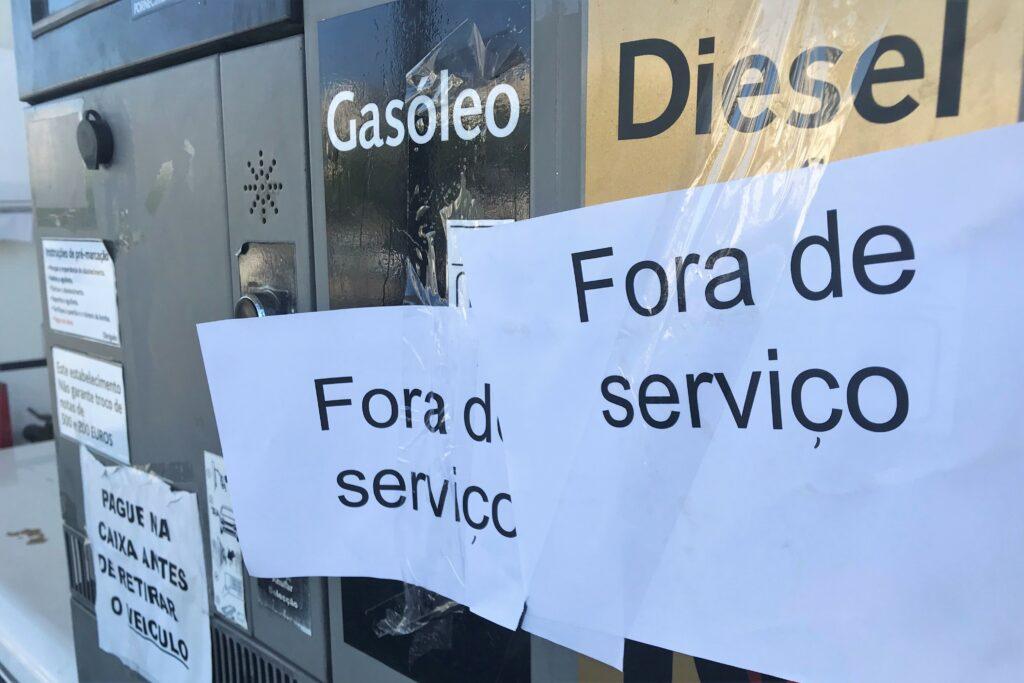 Algarve News über Sorgen von Autovermietern wegen Tankwagenfahrer-Streik