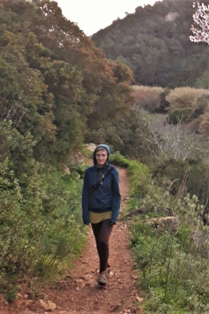 Julia W. liebt das Wandern und verschwand am 28. Juni 2019 in Pedralva an der West-Algarve