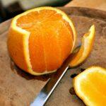Muxama Meeresschinken aus Thunfisch mit Orange