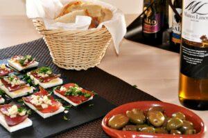 Muxama aus Schafsmilch-Frischkäste ist Spezialität der Ost-Algarve