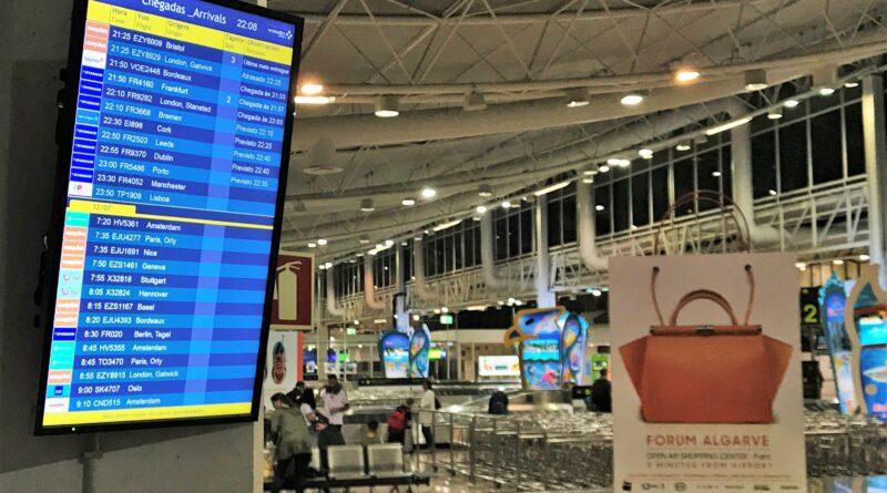 Portugals Flughäfen in Faro und Lissabon sollen während Tankwagenfahrer-Streik Kerosin bekommen