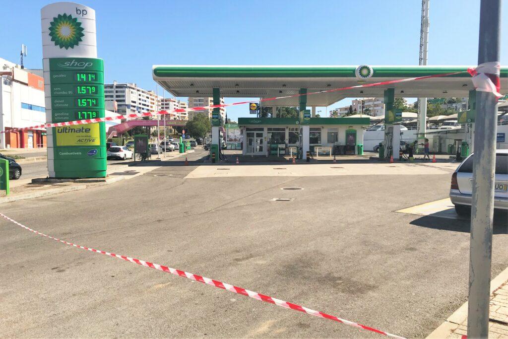 Portugals Flughäfen bekommen Kerosin aber Algarve-Tankstellen sind zum Teil schon leer