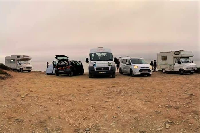 Algarve News zu illegalen Wohnmobil-Parks an der Algarve