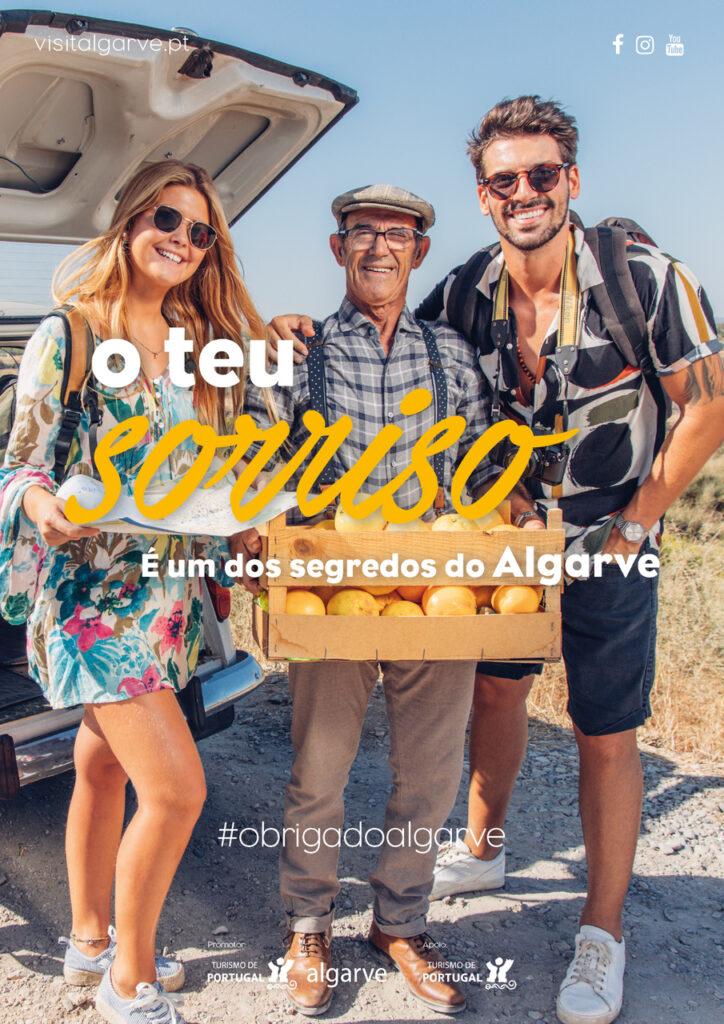 Welttourismustag an der Algarve feiert Lächeln und Freundlichkeit der Bewohner
