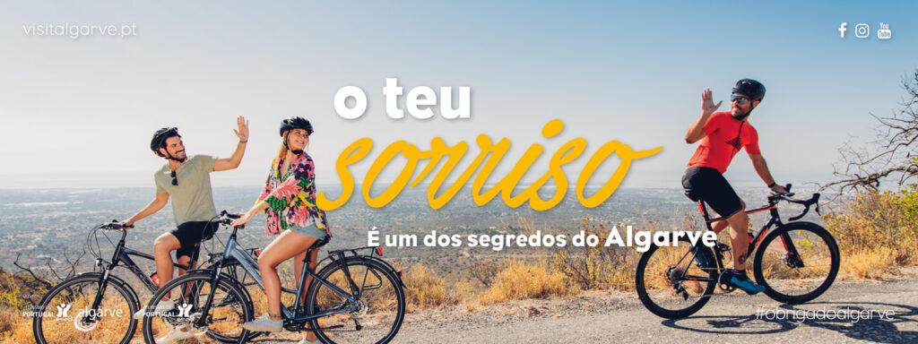Erfolgsgeheimnis ist der freundliche Empfang auch von Radtouristen an der Algarve