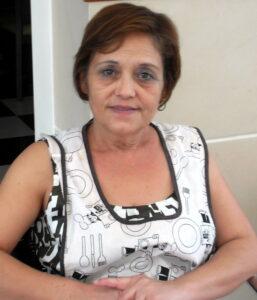 Wirtin Judite Rodrigues Cafe Nil VRSA