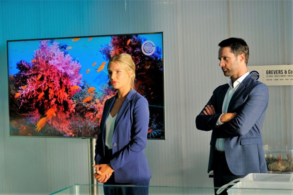 Sommerkomödie des ZDF dreht sich um Algarve-Korallenriff