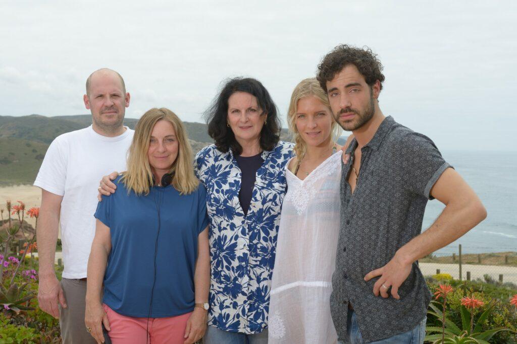 Sommerkomödie des ZDF an der Algarve in 20 Drehtagen produziert