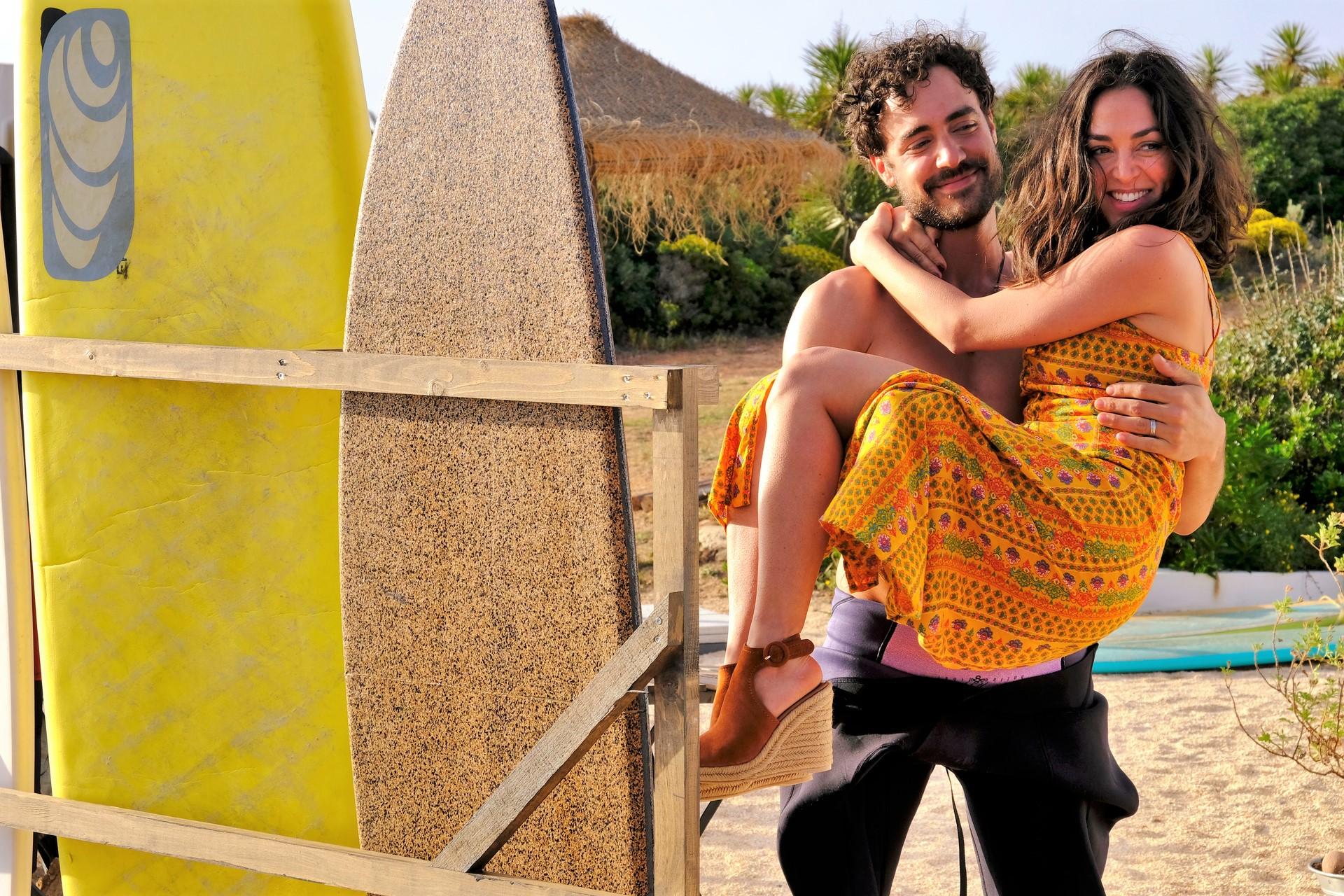 Algarve Sommerkomodie Bringt Das Zdf Ende Oktober Algarve Fur