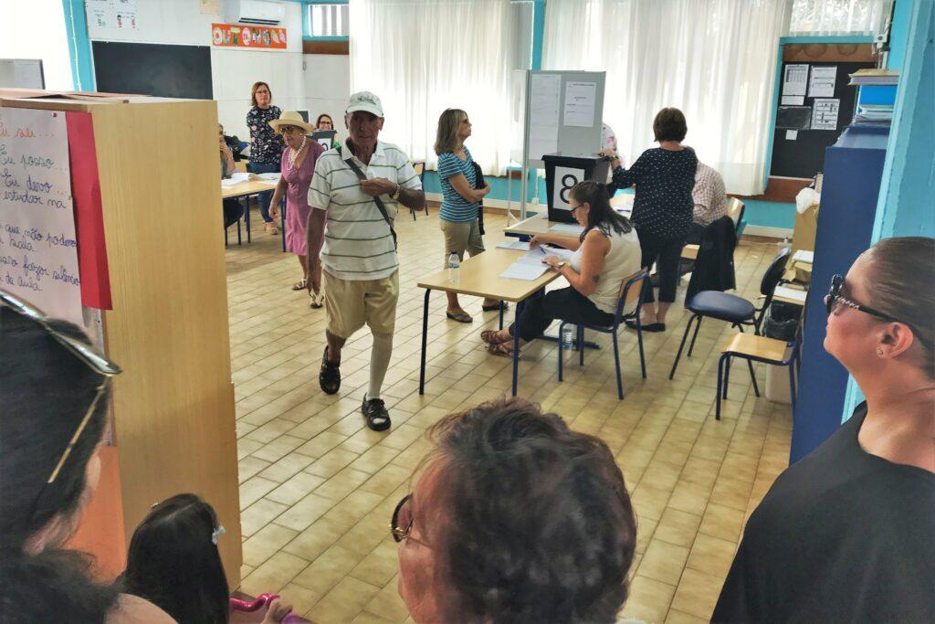 Portugal-Wahl mit geringer Wahlbeteiligung auch an der Algarve