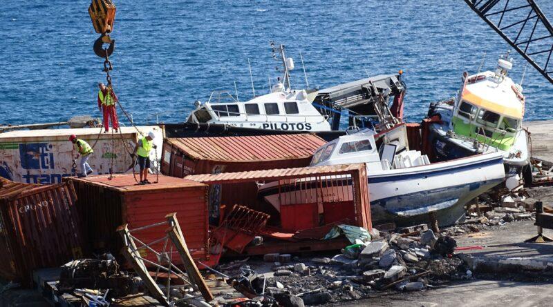 Wirbelsturm-Schäden auf Azoren stärker als gedacht