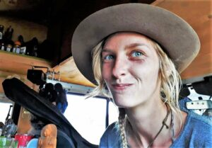 Julia Weinert liebte als österreichische Grafikdesignerin die West-Algarve